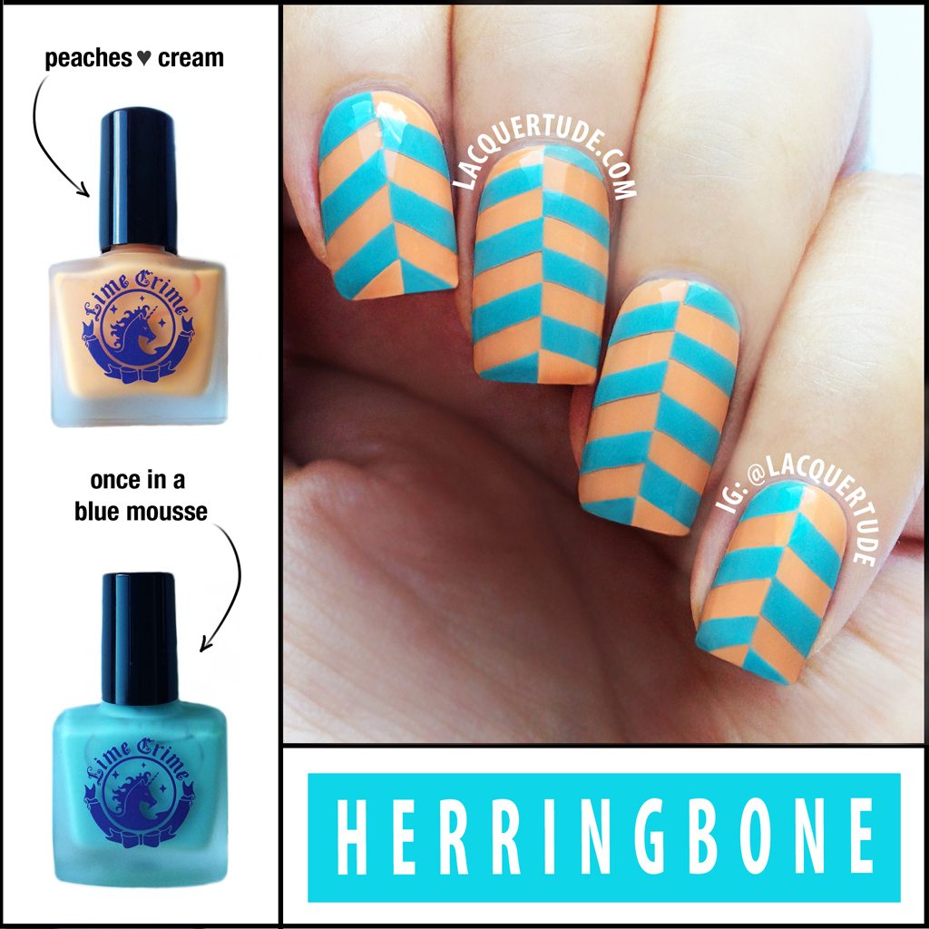 Lime Crime_Herringbone