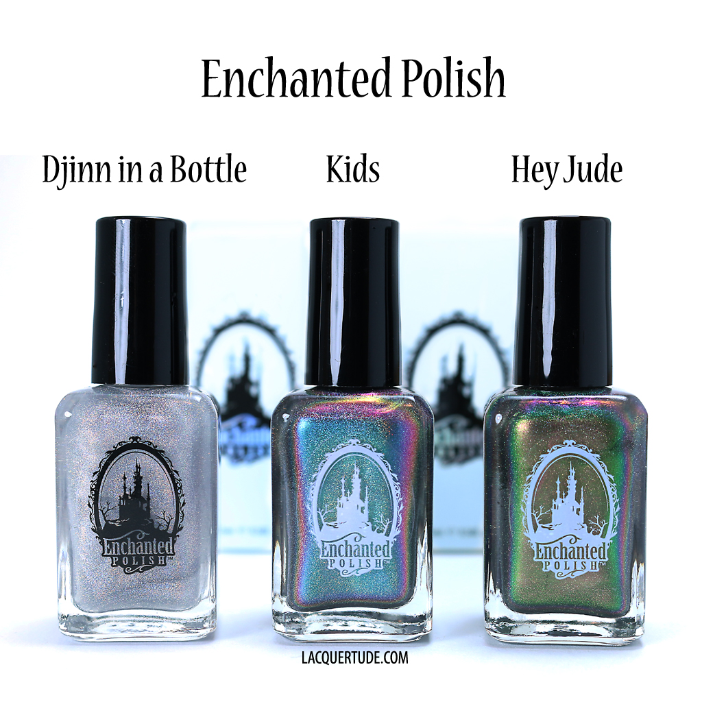 Enchanted Bottles