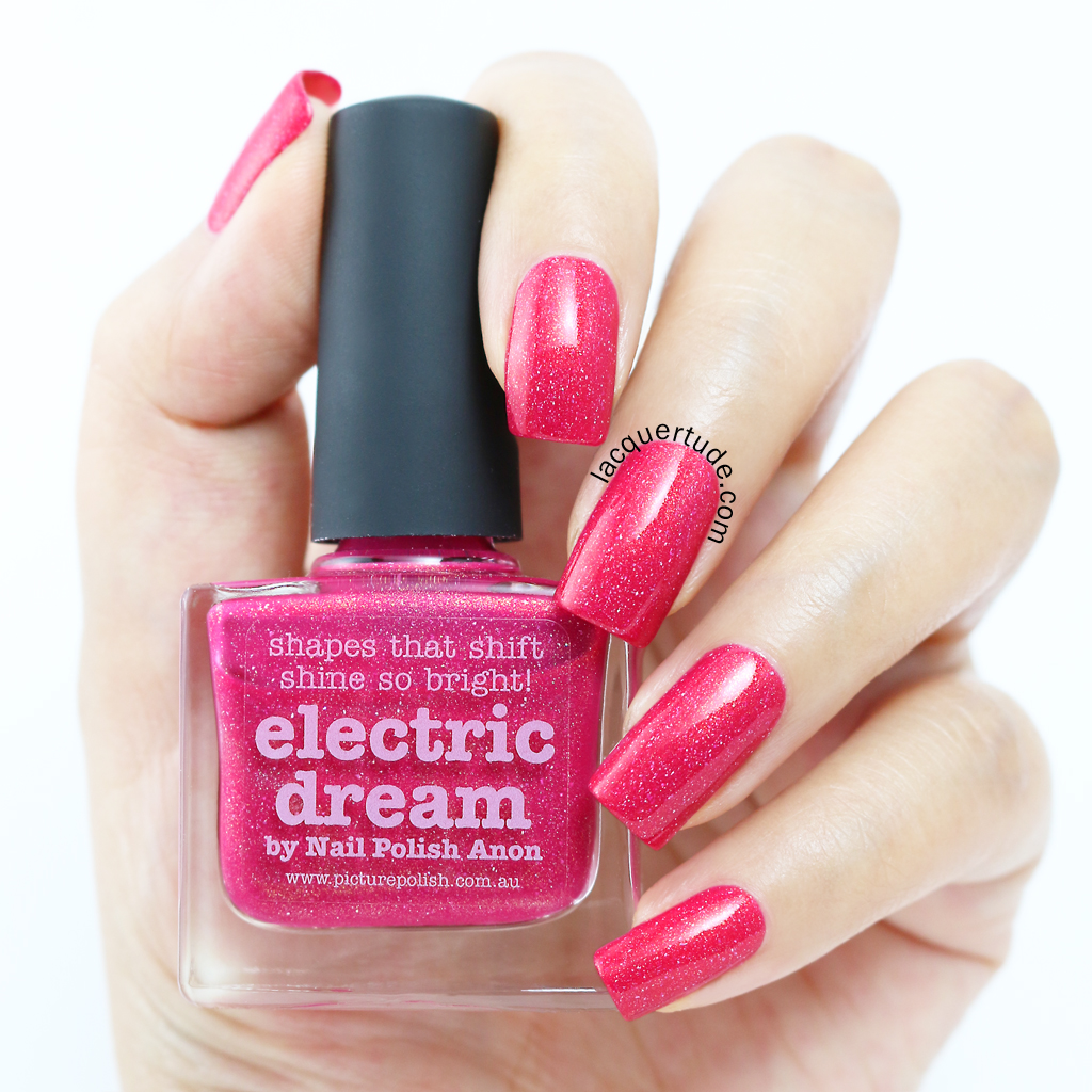Picture Polish Electric Dream Swatch