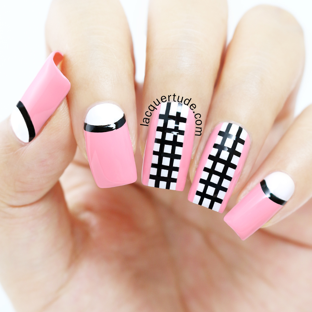 Picture Polish_Fairy Floss Nail Art