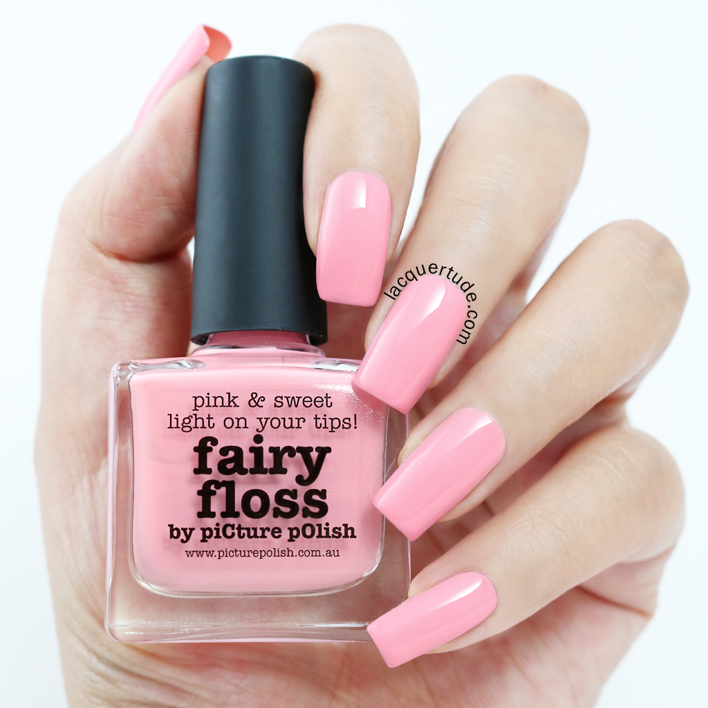 Picture Polish_Fairy Floss Swatch