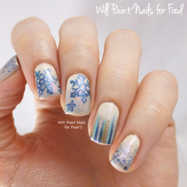 Guest Post from Will Paint Nails for Food