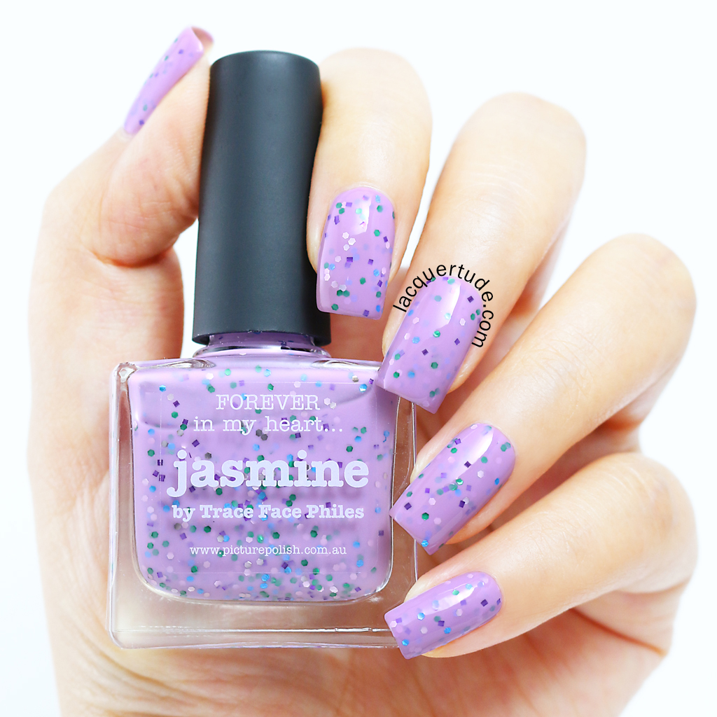 piCture pOlish_Jasmine Swatch