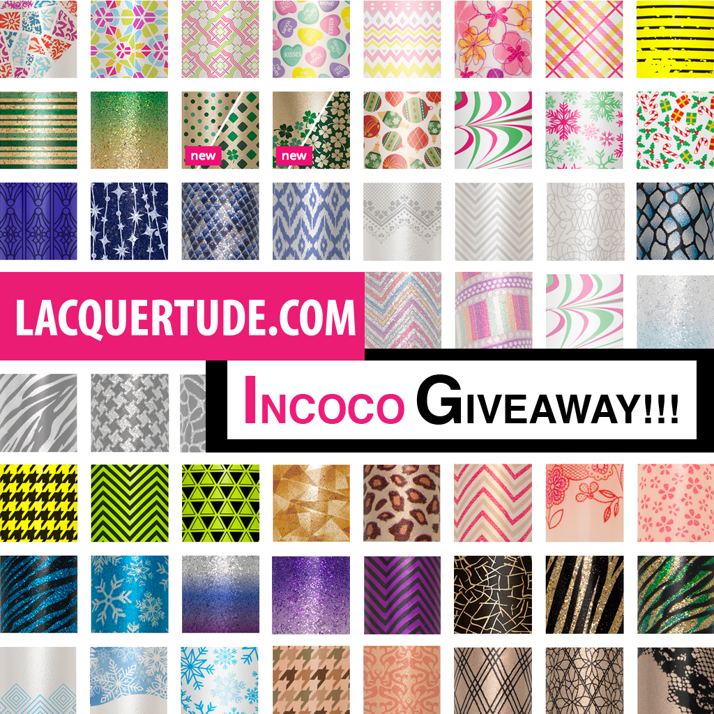 Incoco-Lacquertude-Give-Away