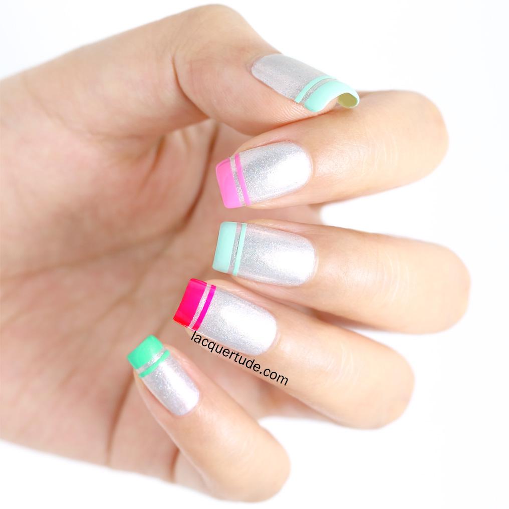 Lacquertude_Picture Polish Dubai Pearls Manicure