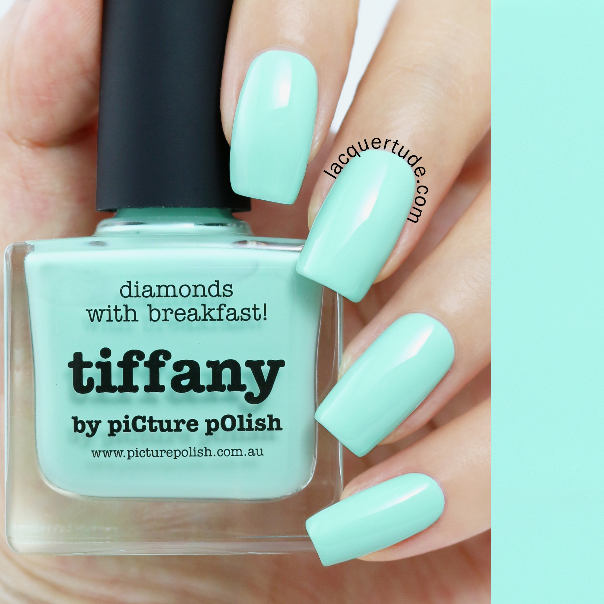 Lacquertude_Picture Polish Tiffany Swatch