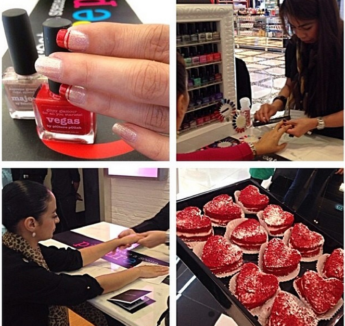 piCture pOlish Dubai Bloomingdales Launch 2