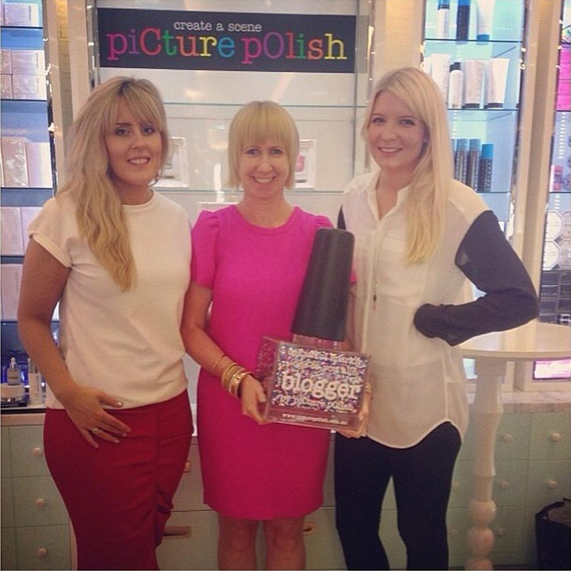 piCture pOlish Dubai Bloomingdales Launch 4