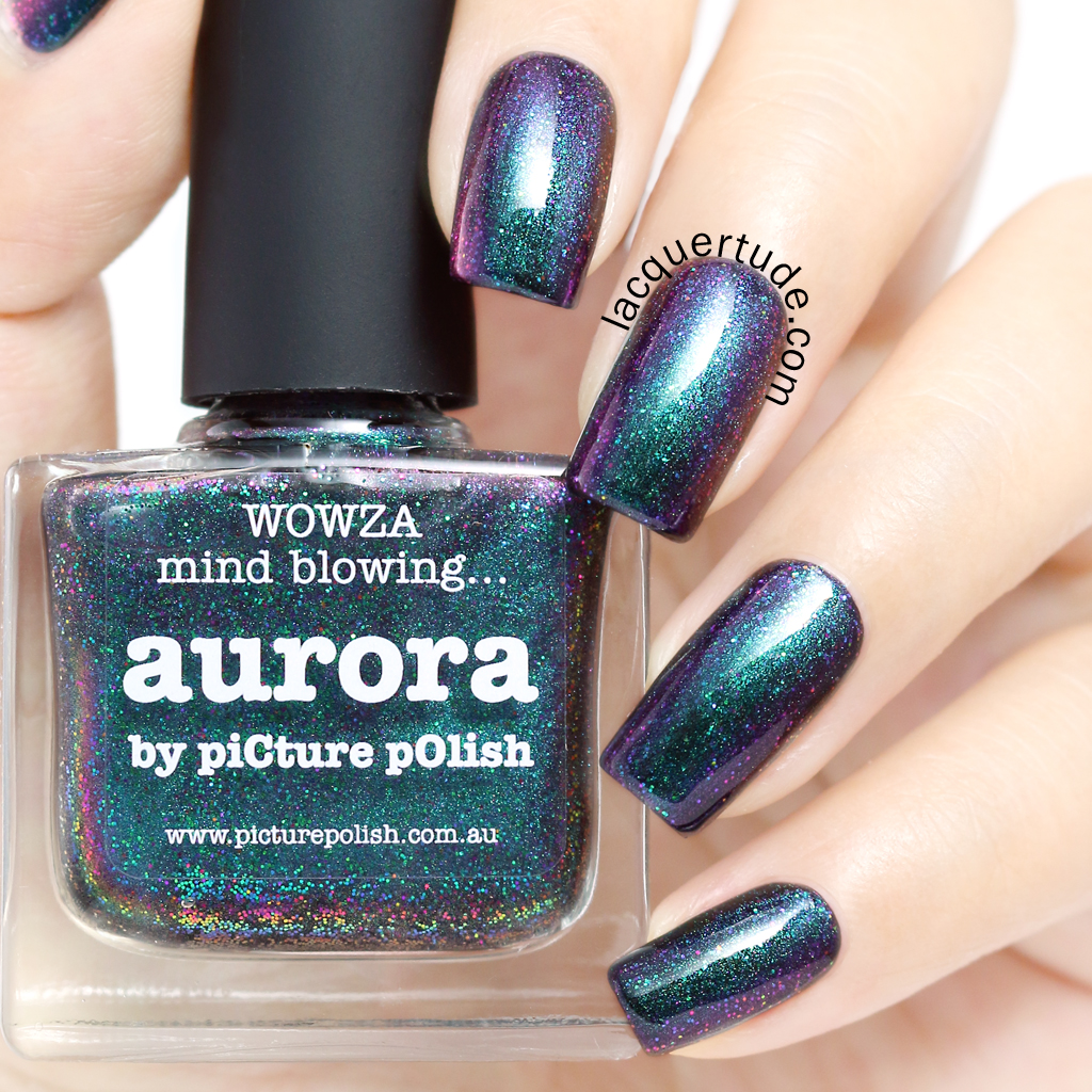 picture polish le collection swatches and review aurora altered state gravity illusionist. Black Bedroom Furniture Sets. Home Design Ideas