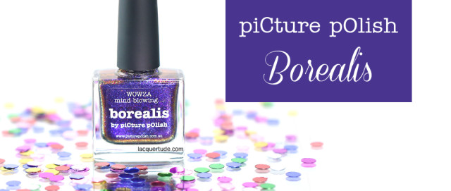 Picture Polish Borealis Swatch & Review