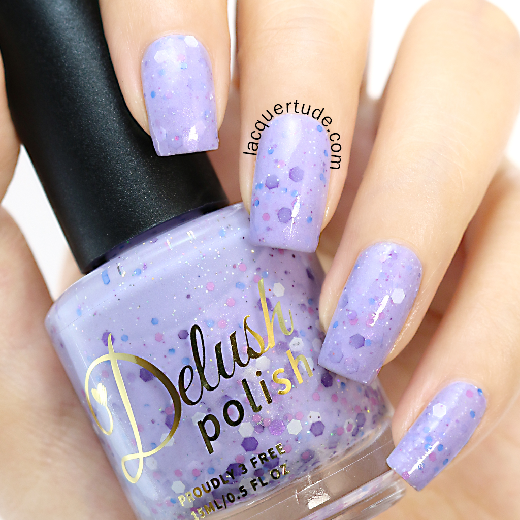 Delush-Polish-Destined-For-Grapeness-Swatch1