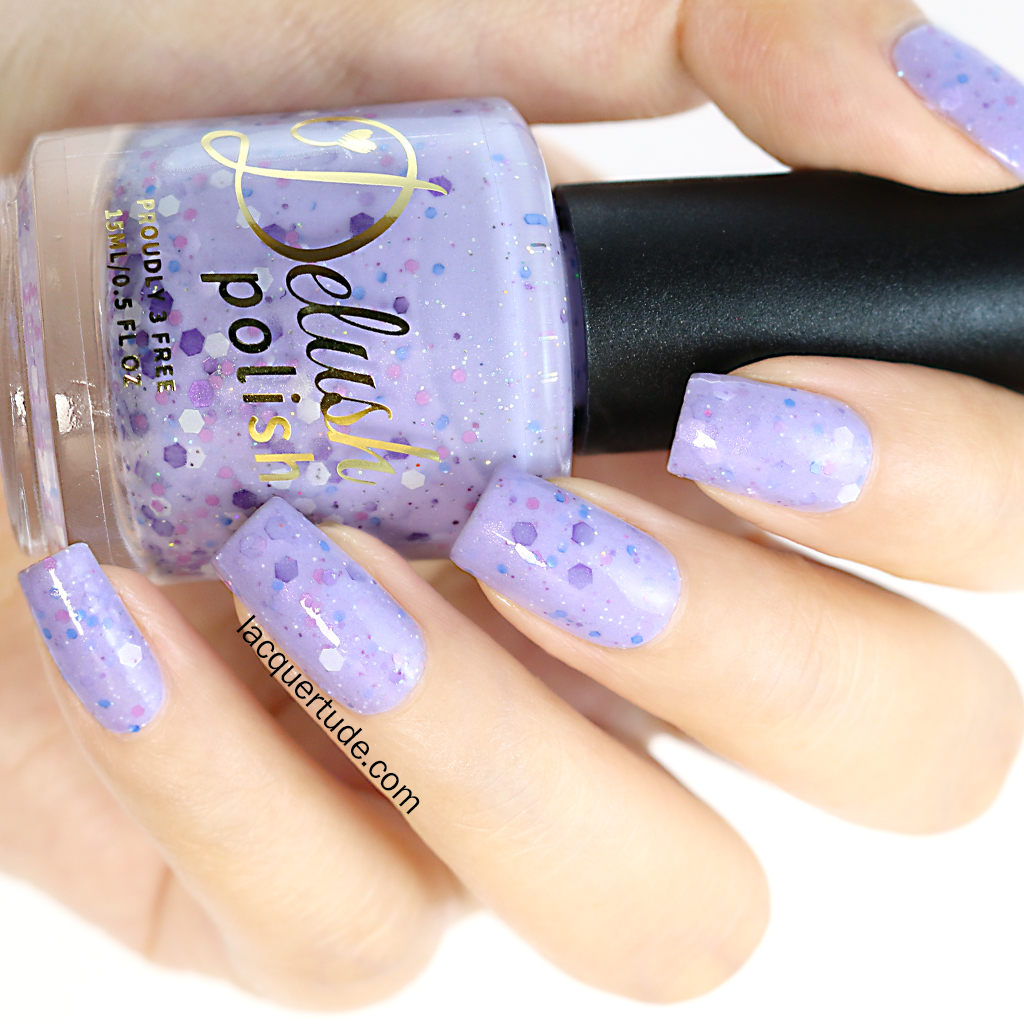 Delush-Polish-Destined-For-Grapeness-Swatch2