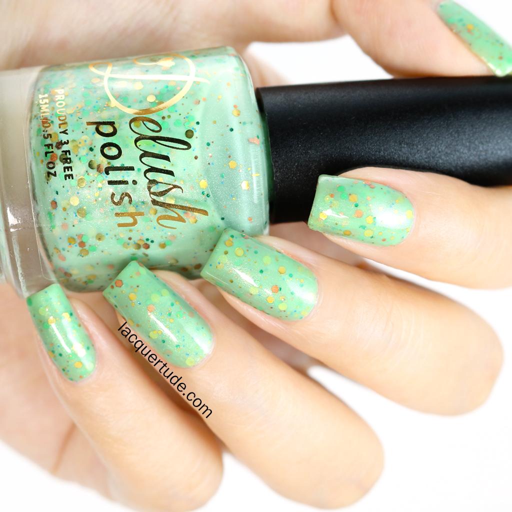 Delush-Polish-Medusa's-Verde-Swatch2