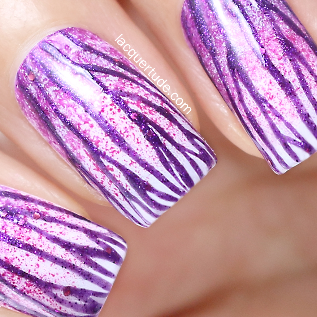 Lacquertude-Radiant-Orchid-Nail-Art4