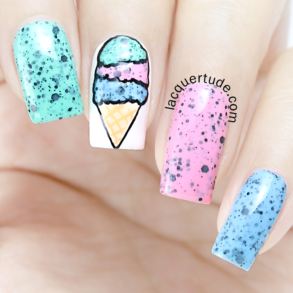 Models-Own-Ice-Cream-Nail-Art1