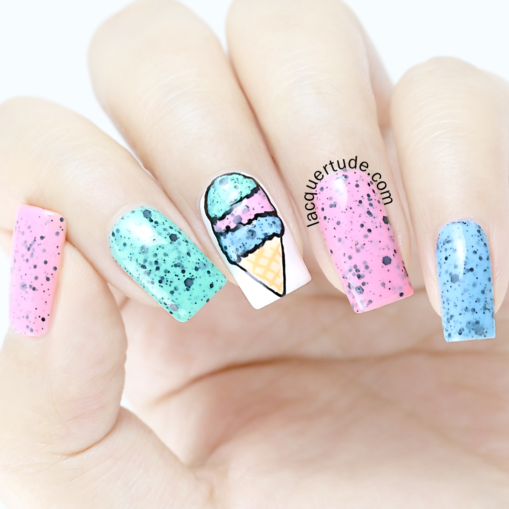 Models-Own-Ice-Cream-Nail-Art3