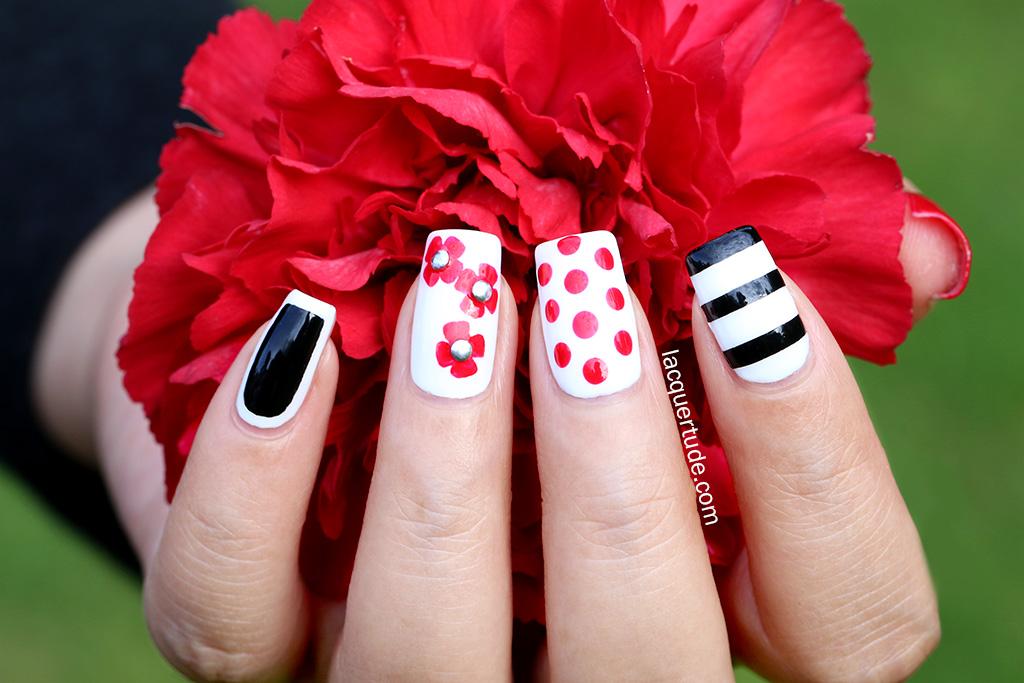 Burberry-Prorsum-Petals-Nail-Art5