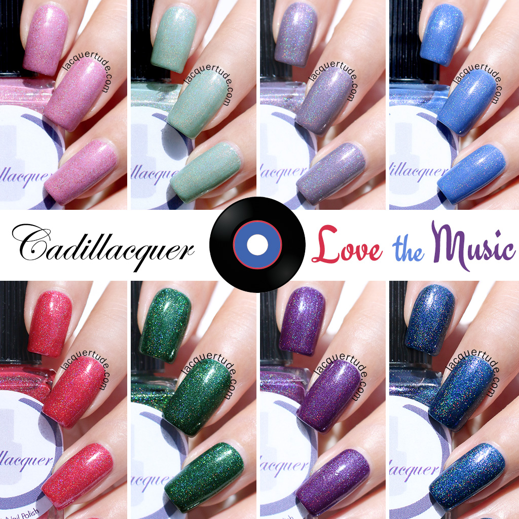 Cadillacquer-Love-the-Music-Collection