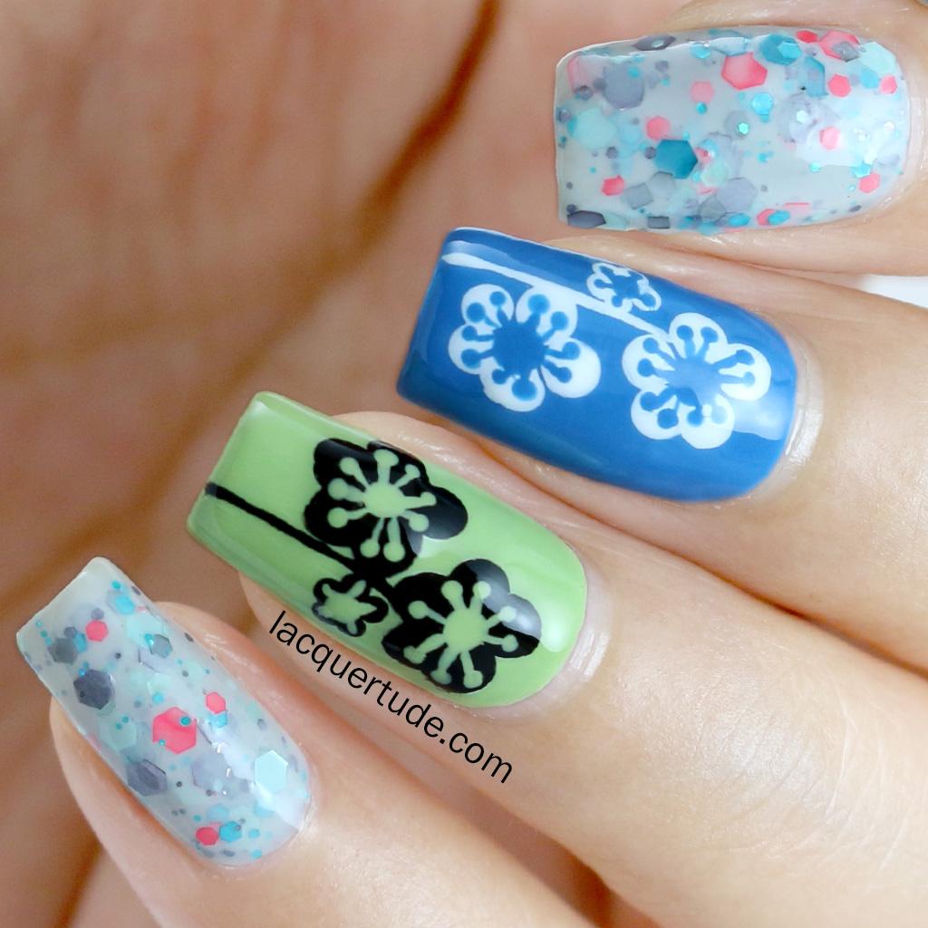 KBShimmer-Floral-Logo-Nail-Art2